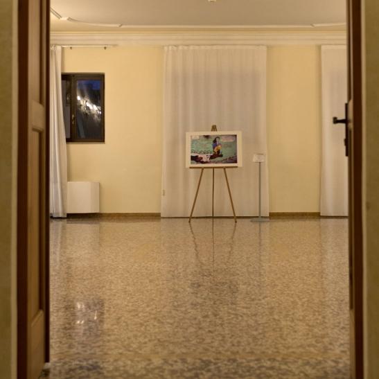 La foto conclusiva della mostra