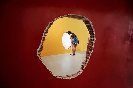 Biennale 2015 Ampelio Pellattiero