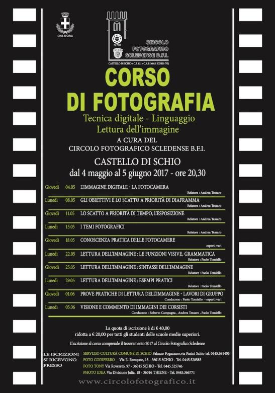 CFS-loc Corso Foto 2017