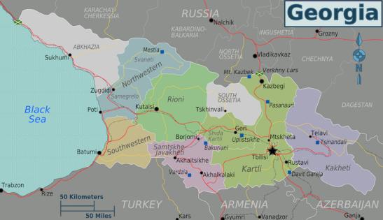 Georgia_regions_map2