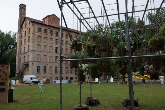 La fabbrica del giardino