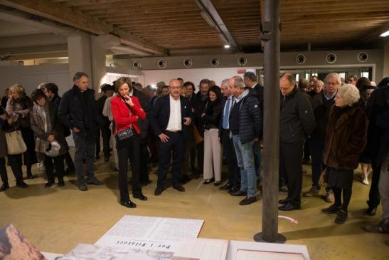 """Inaugurazione mostra """"200 anni della Lanerossi"""""""